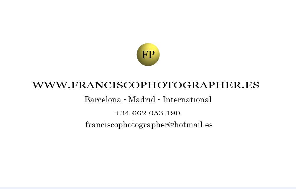 www.franciscophotographer.es